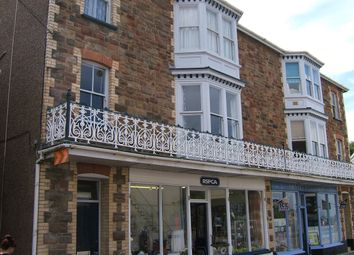 Thumbnail 2 bed flat to rent in Borough Road, Combe Martin, Ilfracombe, Devon