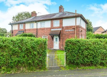 Thumbnail 3 bed semi-detached house for sale in Chestnut Crescent, Ribbleton, Preston