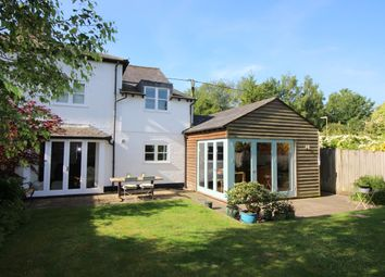 Thumbnail 3 bed end terrace house for sale in Tichborne Down, Alresford