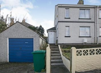Thumbnail 3 bedroom semi-detached house for sale in Falmouth, Cornwall, .