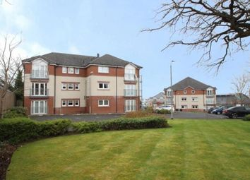 Thumbnail 2 bed flat for sale in Saffronhall Gardens, Hamilton, South Lanarkshire