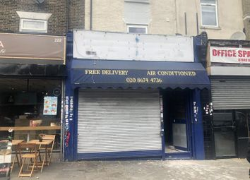 Thumbnail Retail premises for sale in 220, Brixton Hill, Brixton