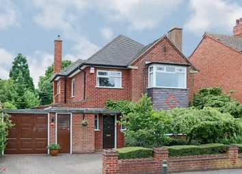 Thumbnail 3 bed detached house for sale in All Saints Road, Bromsgrove
