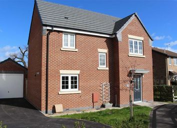 Thumbnail 3 bed detached house for sale in Faray Drive, Hinckley