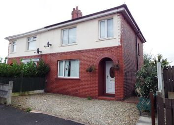 Thumbnail 3 bed semi-detached house for sale in Kendal Road, Manchester, Greater Manchester