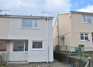 Thumbnail 2 bed semi-detached house for sale in The Avenue, Mountain Ash, Rhondda Cynon Taff