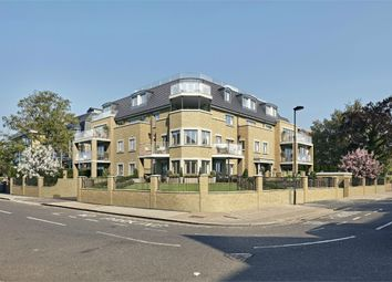 Thumbnail 2 bed flat for sale in Elysium Court, 33 Waverley Road, Enfield