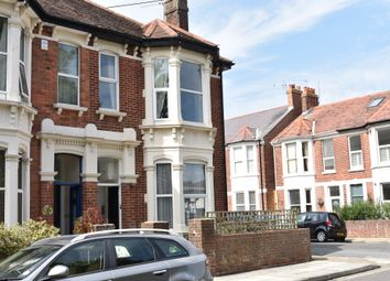 Thumbnail 4 bed maisonette to rent in Shirley Road, Southsea