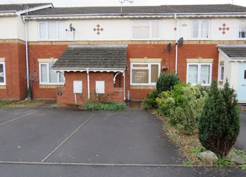 Thumbnail 2 bed terraced house for sale in Clos Mancheldowne, Barry