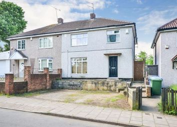 Thumbnail 3 bedroom semi-detached house for sale in Townroe Drive, Mansfield, Nottingham, Nottinghamshire