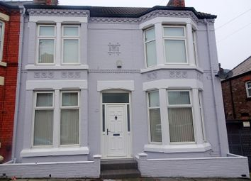 Thumbnail 4 bedroom terraced house for sale in Redford Street, Anfield, Liverpool