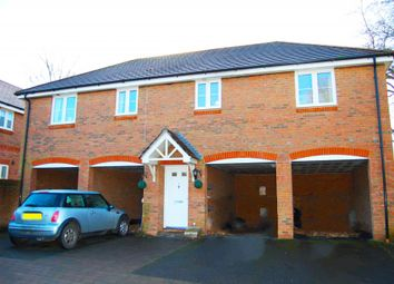 Thumbnail 2 bed mews house for sale in Chase Road, Lindford, Bordon