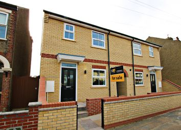 Thumbnail 3 bed semi-detached house to rent in King Edward Road, Newmarket