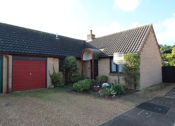 Thumbnail 2 bed bungalow for sale in Stable Court, Martlesham Heath, Ipswich