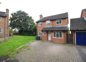 Thumbnail 4 bed detached house to rent in Frampton Way, Kings Worthy, Winchester