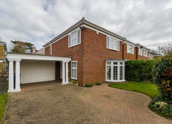 Thumbnail 4 bed detached house to rent in Cotswold Close, Kingston Upon Thames