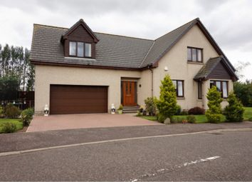 Thumbnail 4 bed detached house for sale in Kellas Smiddy, Kellas, Angus