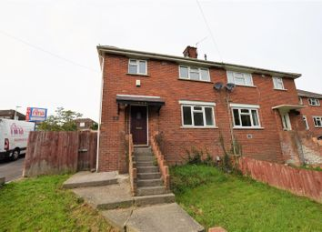 Thumbnail 3 bed semi-detached house to rent in Merthyr Dyfan Road, Barry