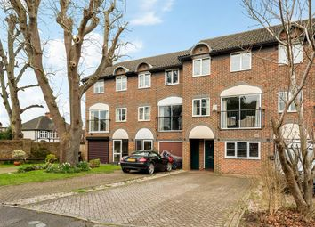 Thumbnail 4 bedroom terraced house to rent in Adams Close, Surbiton