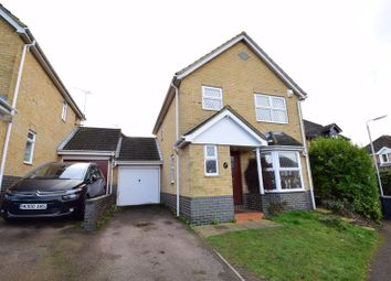 3 bed detached house for sale in Pomeroy Grove, Luton LU2