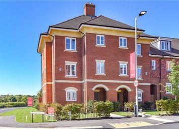 Thumbnail 4 bedroom terraced house for sale in Meadowsweet Lane, Warfield, Bracknell