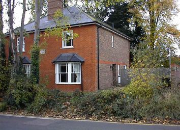 Thumbnail 3 bed semi-detached house to rent in Wyvern Cottages, Lower Road, Great Bookham