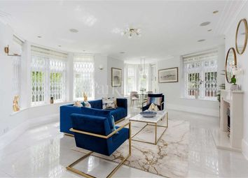 Thumbnail 4 bed flat for sale in Heath Drive, Hampstead, London