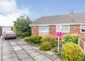 Thumbnail 3 bedroom semi-detached bungalow for sale in Ravenfield Road, Armthorpe, Doncaster