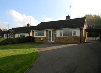 Thumbnail 2 bed bungalow to rent in Rambling Way, Potten End, Berkhamsted