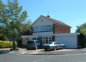 Thumbnail 4 bed detached house for sale in Farnham Close, Stockton-On-Tees