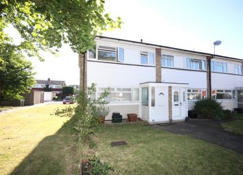 Thumbnail 3 bed end terrace house to rent in Woodcote Drive, Crofton, Kent