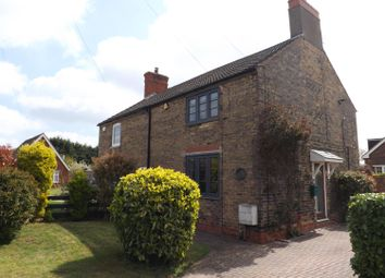 Thumbnail 2 bed cottage for sale in Caistor Road, Laceby, Grimsby