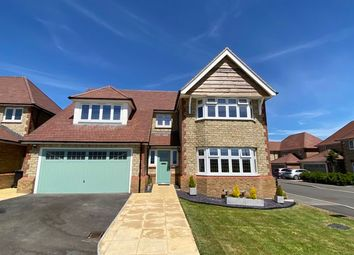 Thumbnail 5 bed detached house for sale in Morgans Road, Calne