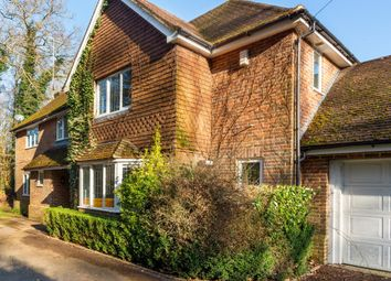 Thumbnail 5 bed detached house to rent in Webb Road, Witley, Godalming