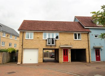 Thumbnail 2 bedroom flat for sale in Chambers Drive, Cambridge
