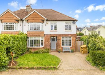 Queen`S Gardens, Tunbridge Wells TN4. 4 bed semi-detached house for sale