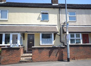 Thumbnail 2 bed terraced house for sale in High Street, Halmer End, Stoke-On-Trent