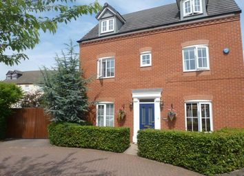Thumbnail 4 bed property to rent in Maddocke Walk, Lichfield