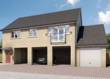 Thumbnail 2 bed flat for sale in Mollands Lane, South Ockendon