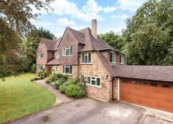 Thumbnail 5 bed detached house for sale in Greenhills Close, Rickmansworth