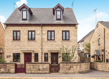 Thumbnail 3 bed terraced house to rent in Great North Road, Micklefield, Leeds