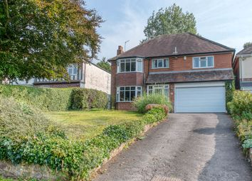 Thumbnail 4 bed detached house for sale in Birmingham Road, Lydiate Ash, Bromsgrove