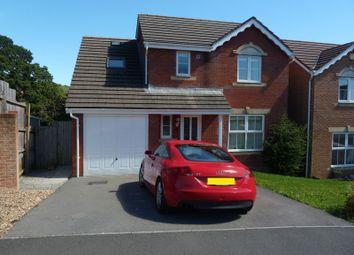Thumbnail 5 bed detached house for sale in Heol Gwerthyd, Barry