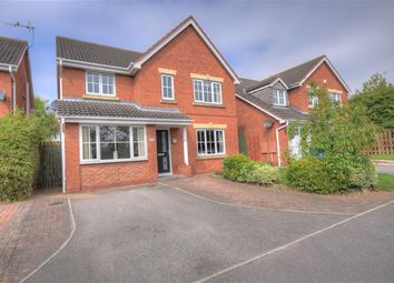 Thumbnail 4 bed detached house for sale in Windermere Drive, Bridlington