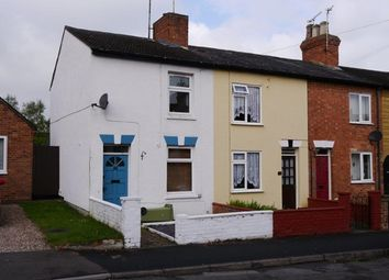 Thumbnail 2 bed end terrace house to rent in Thompson Street, New Bradwell, Milton Keynes