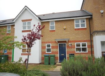 Thumbnail 3 bed terraced house to rent in Basevi Way, London