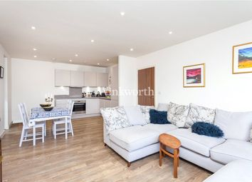 Thumbnail 2 bedroom flat for sale in Dunnock House, 21 Moorhen Drive, London