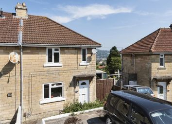 Thumbnail 3 bedroom semi-detached house for sale in Oriel Grove, Bath