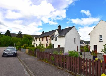 Thumbnail 2 bed end terrace house for sale in Drumfadaterrace, Corpach