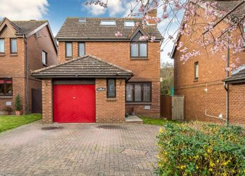 Thumbnail 4 bed detached house for sale in Holyrood, Great Holm, Milton Keynes, Buckinghamshire